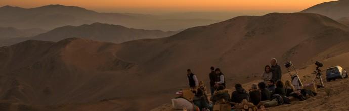 Hotel Desierto de Atacama Tour Astronómico