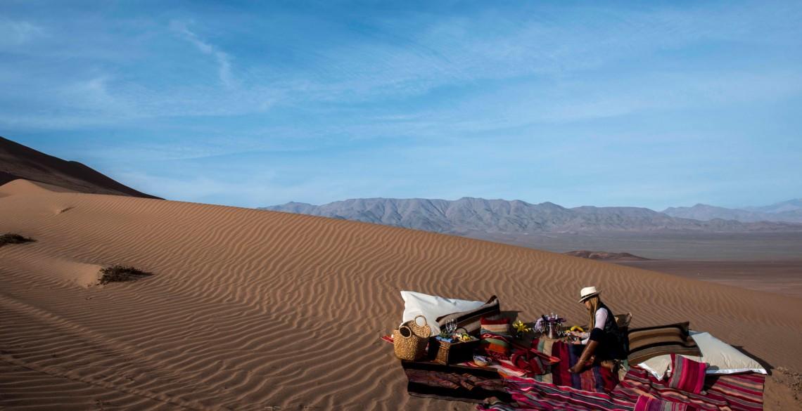 Hotel Wara Desierto de Atacama Dunas